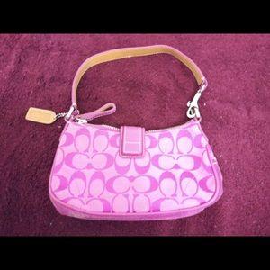 Coach Bags - Hot Pink Coach purse